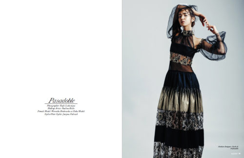 Pasadoble [ Elegant Magazine ]