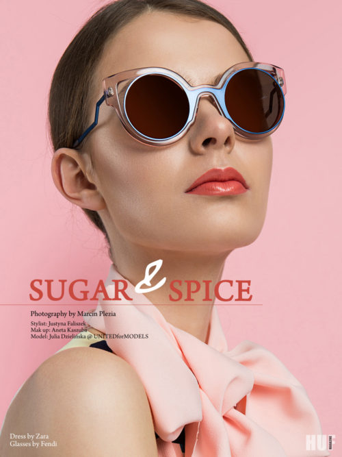 Sugar & spice [HUF magazine]